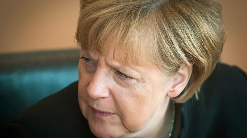 Merkel IS-Terror Völkermord Waffenlieferungen Abstimmung