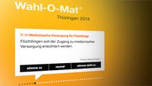 Wahl-O-Mat: Der Wahlhelfer im Internet