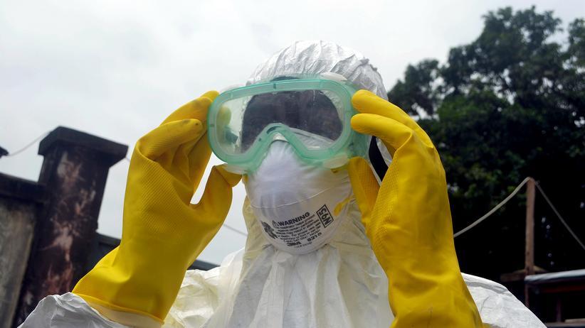 Ebola-Krise: Es muss nicht immer Krieg sein