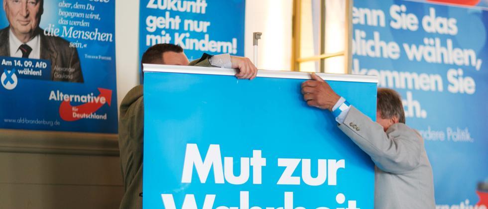 Wahl Thüringen AfD