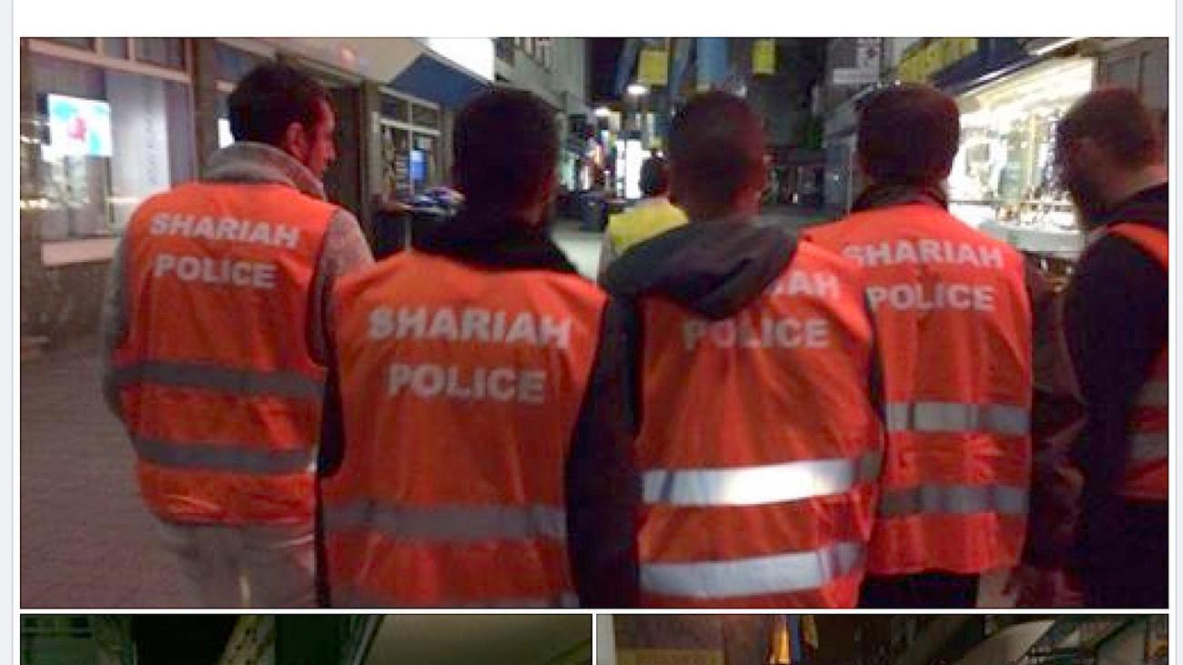 islamisten scharia polizei patrouilliert in wuppertal zeit online. Black Bedroom Furniture Sets. Home Design Ideas