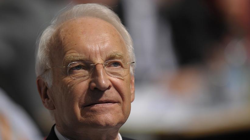 Bürokratieabbau : Der ehemalige bayerische Ministerpräsident Edmund Stoiber (CSU)