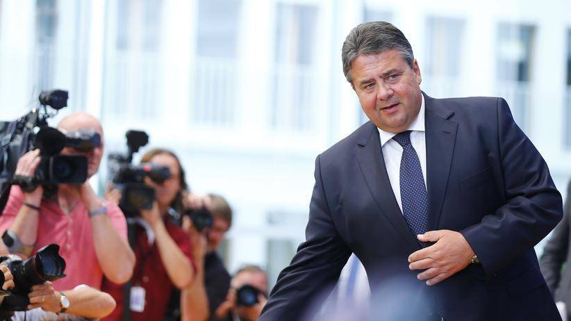 Konjunktur: Bundeswirtschaftsminister Sigmar Gabriel