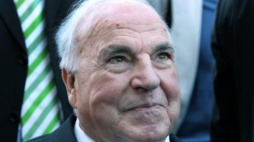 Heribert Schwan: Altkanzler Helmut Kohl