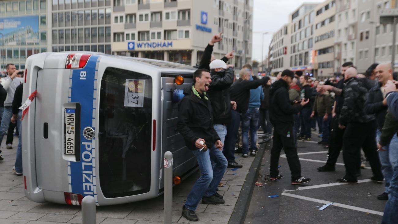 Salafisten Demo Köln