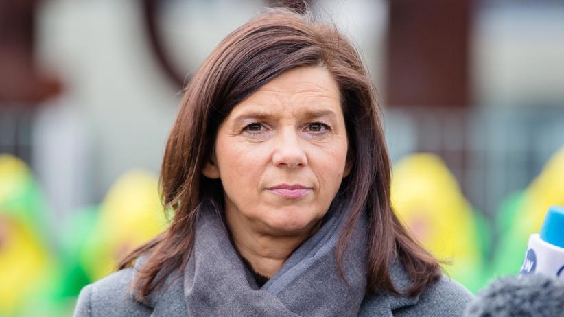 """Katrin Göring-Eckardt: """"Die Grünen waren nie eine pazifistische Partei"""""""
