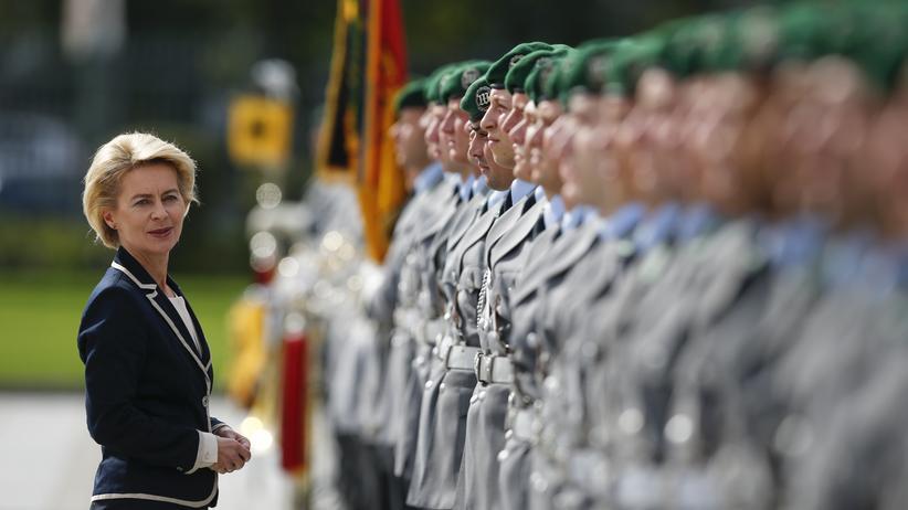 Verteidigungsministerin Ursula von der Leyen will die Bundeswehr noch stärker im Ausland einsetzen