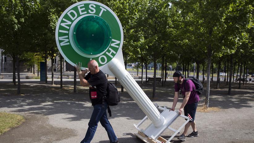Wirtschaftsschwäche: Union stellt Koalitionsprojekte infrage