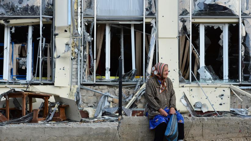 Ukraine: Deutschland schickt Hilfskonvoi in die Ostukraine