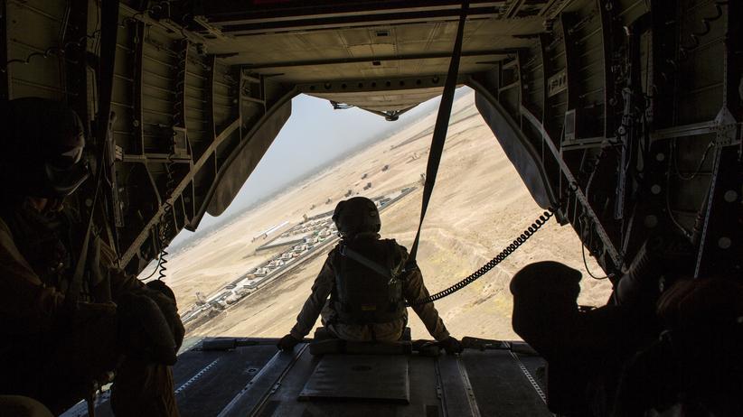 Nato: Deutsche Soldaten in Afghanistan (Archiv)