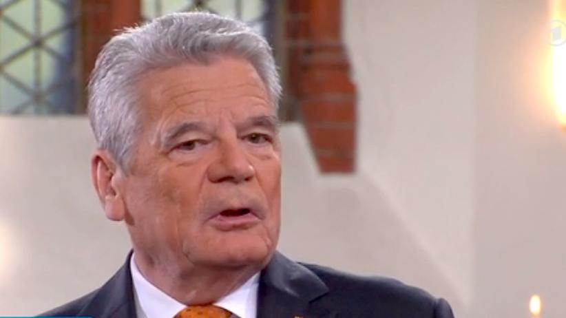 Ramelow macht Gaucks Kritik zur Glaubensfrage