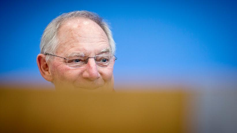 """Deutscher Bundestag: Schäuble bekommt seine """"schwarze Null"""""""