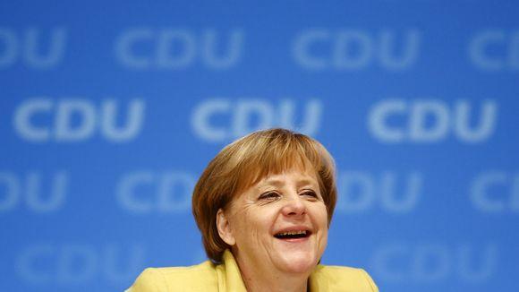 Politik, Angela Merkel, Glück, Angela Merkel, Bundesregierung