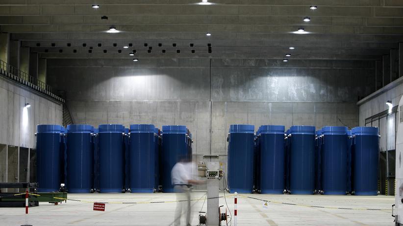 Atomkraftwerke: Bundesregierung plant Milliardenfonds für Atommüllentsorgung