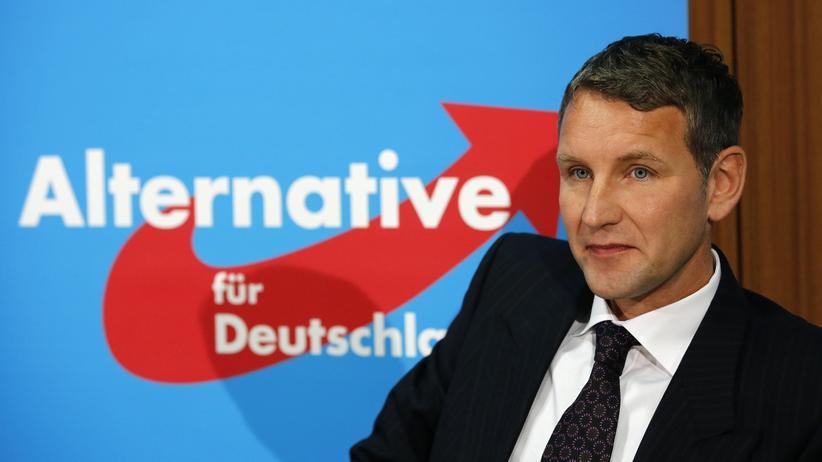 Thüringen-Wahl: AfD sichert parteilosem Kandidaten Stimmen zu