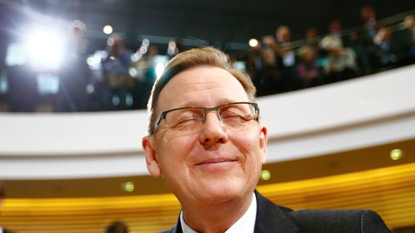 Thüringen-Wahl im Live-Blog: Ein kurzer Steckbrief des Ministerpräsidenten