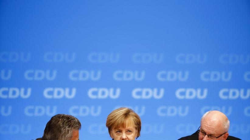 Angela Merkel: Die Alternativlose