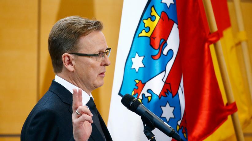Thüringen: Ramelow entschuldigt sich für DDR-Unrecht