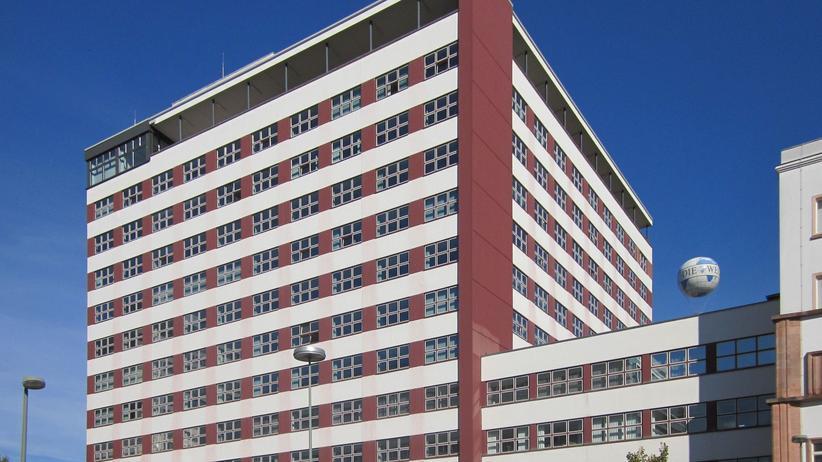 Gerd Müller: Das Europahaus, Dienstsitz des Bundesministeriums für wirtschaftliche Zusammenarbeit und Entwicklung, Berlin