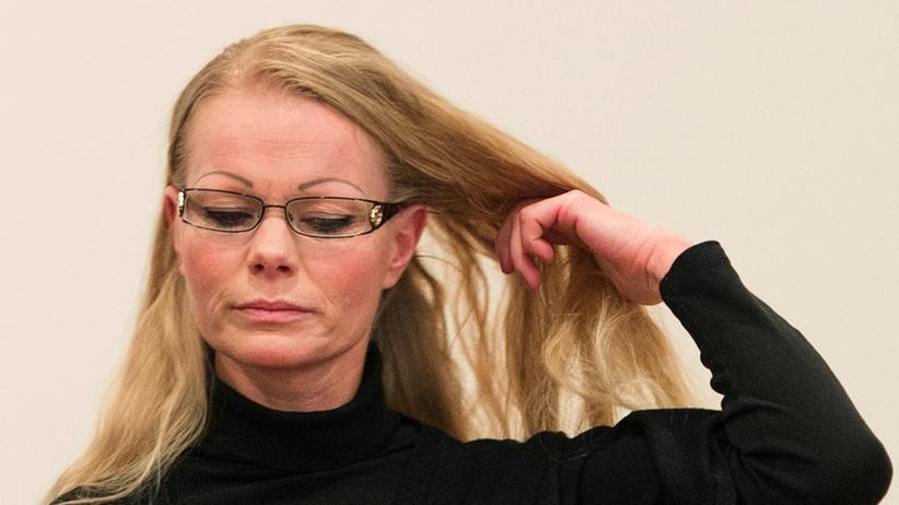 Kathrin Oertel Pegida