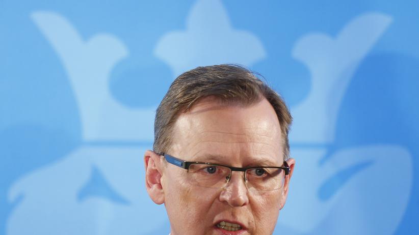 Thüringen: Thüringens Ministerpräsident Bodo Ramelow