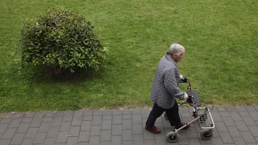 Rente: Das deutsche Rentensystem ist verbrecherisch