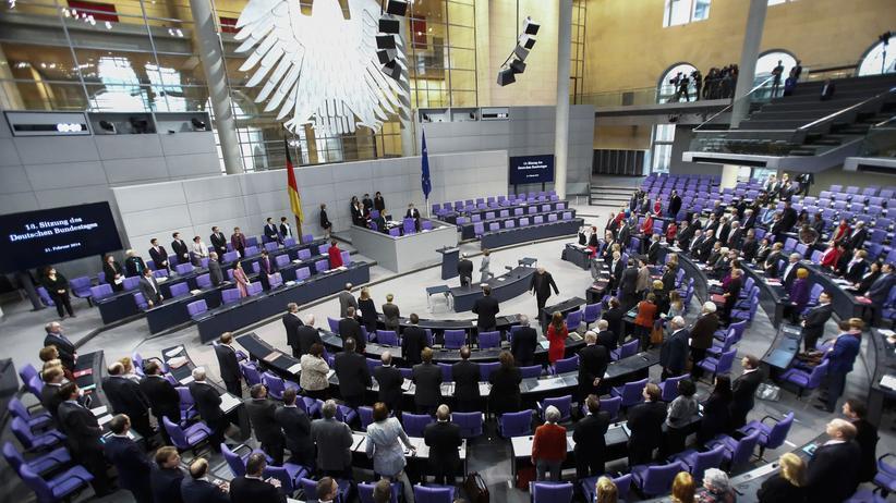 Stipendiaten: Kleiner Nahostkonflikt im Bundestag
