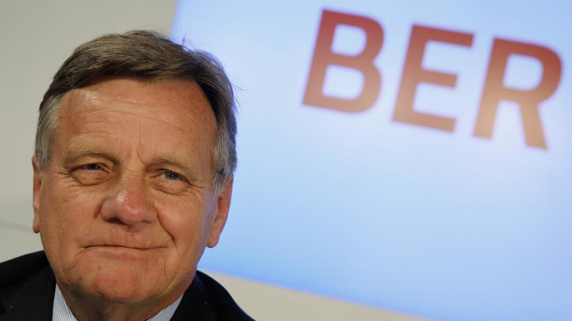 Hauptstadtflughafen: BER-Gesellschafter einigen sich auf Mehdorns Nachfolger