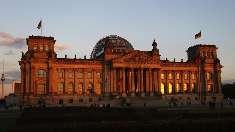 Studie: Einer Studie zufolge herrscht in Deutschland keine wahre Demokratie.