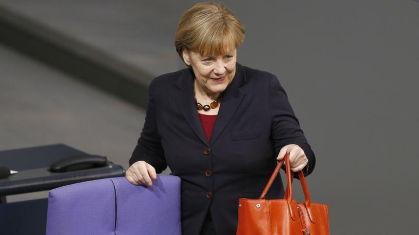 Griechenland: Bundeskanzlerin Angela Merkel