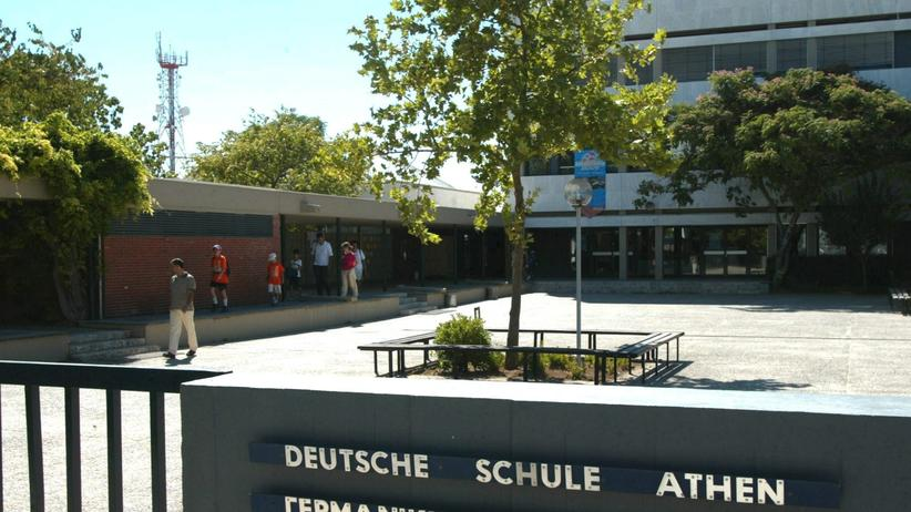 Griechenland Reperationszahlunegen Deutschland Zweiter Weltkrieg Deutsche Schule Athen