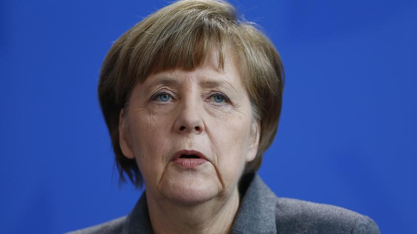 Angela Merkel: Bundeskanzlerin Angela Merkel