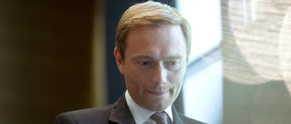 Christian Lindner FDP