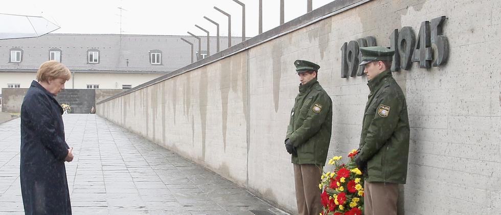 Gedenkveranstaltung in Dachau