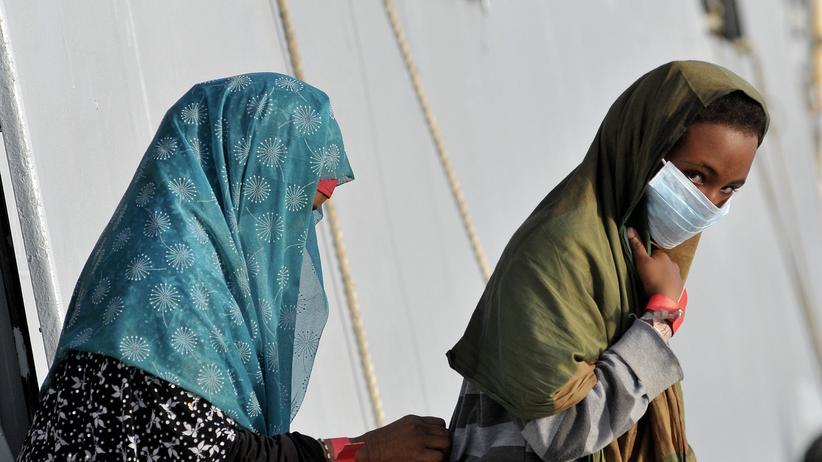 Flüchtlinge Quote Dublin EU Juncker