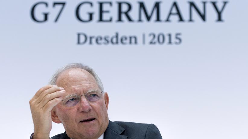 Schuldenkrise: Schäuble dämpft Hoffnung auf Einigung mit Griechenland