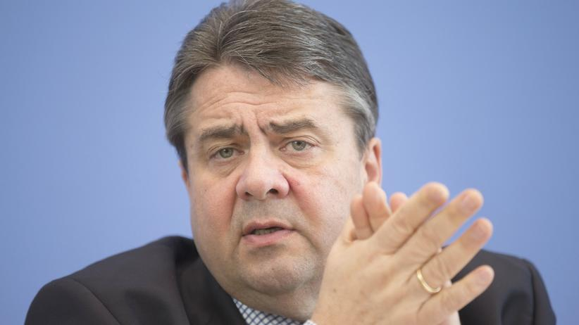 Sigmar Gabriel SPD