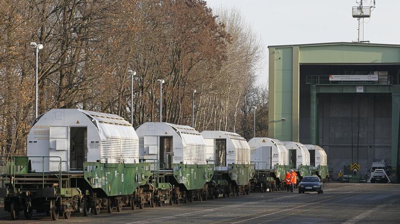 Atommüll: Hendricks will Bayern in die Pflicht nehmen