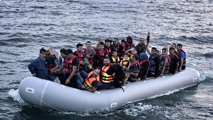 Politik, Flüchtlinge, Flüchtling, Menschenrechte, Europa, Europäische Union, Thomas de Maizière, Mittelmeer, Visum, Dänemark, Griechenland, Großbritannien, Italien, Jordanien, Libanon, Libyen, Malta, Polen, Schweden, Tschechische Republik, Türkei, Ägypten, Alpen, Lampedusa