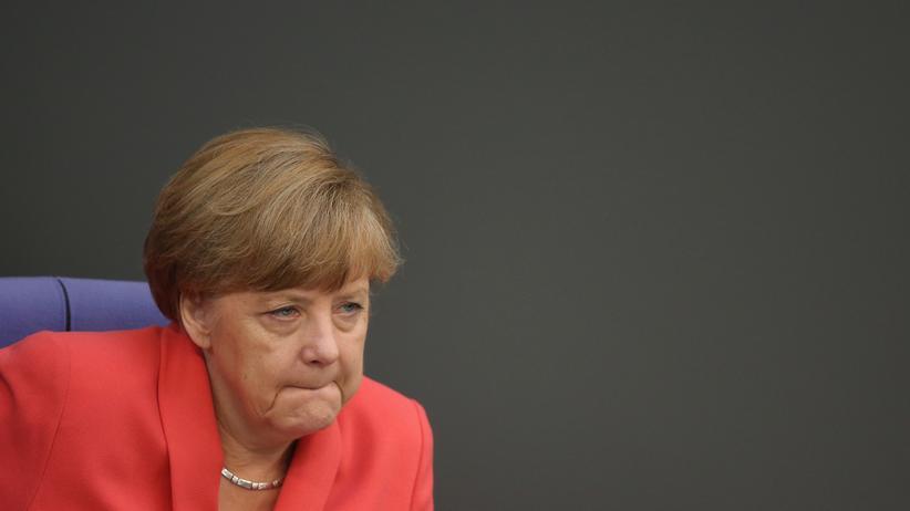 """Bundestag Debatte: """"Ohne Griechenland-Hilfe droht Chaos und Gewalt"""""""
