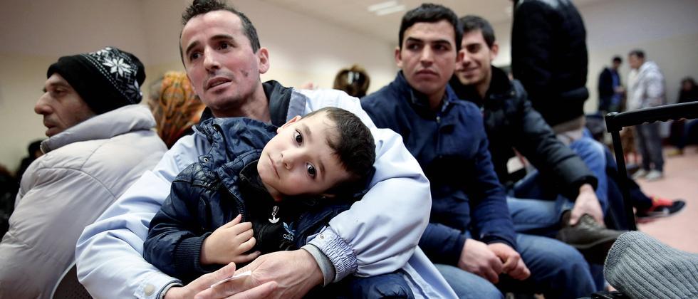 Bayern CSU Flüchtlinge