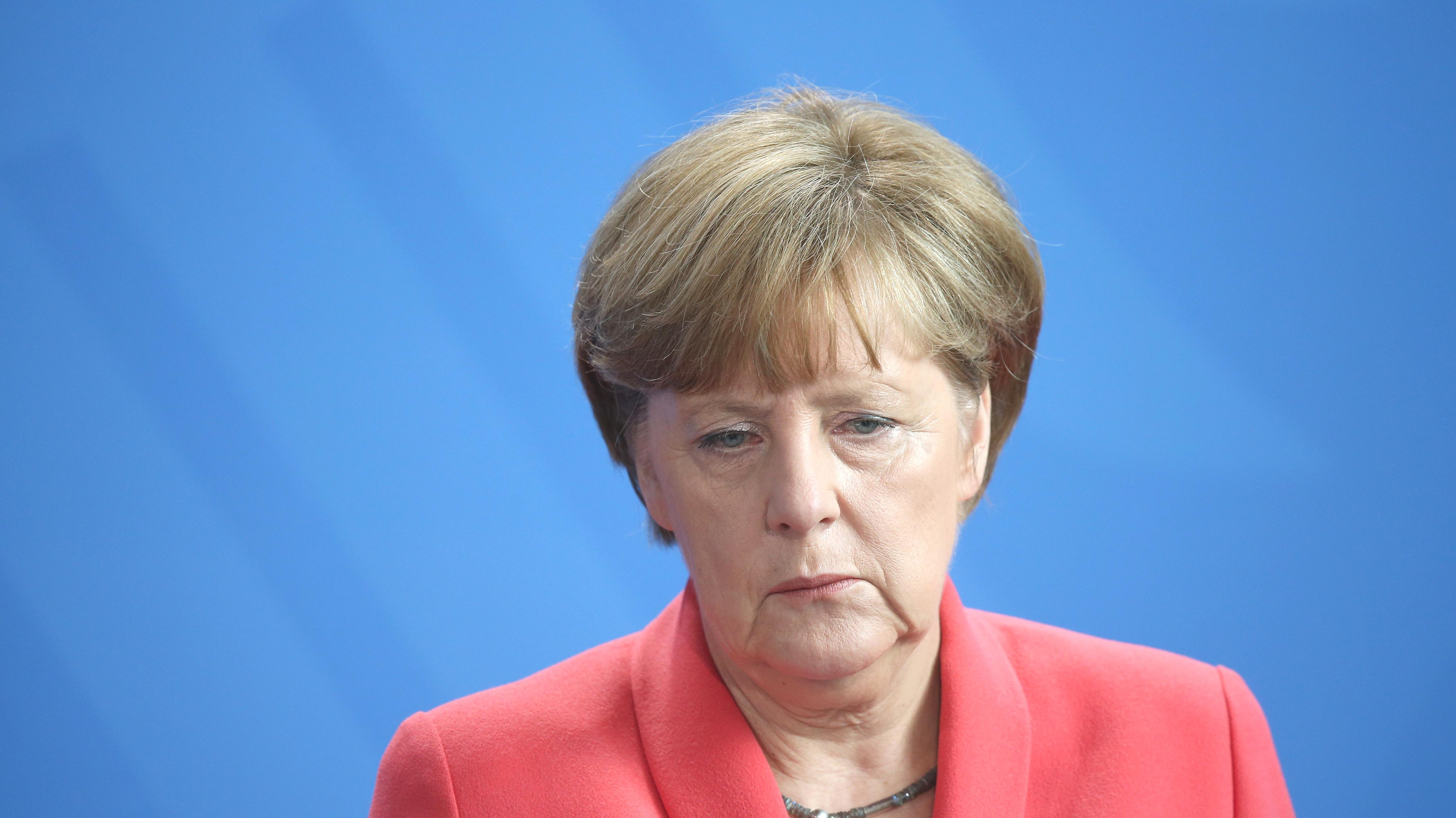 Merkels Debakel