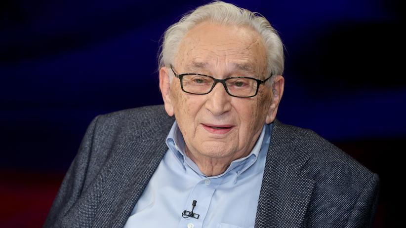 Egon Bahr: Ein großer Dialektiker der Politik
