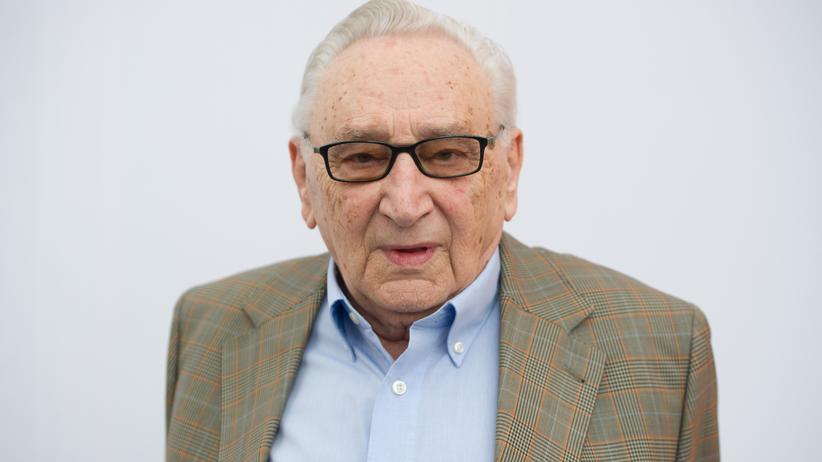 SPD-Politiker: Egon Bahr ist tot