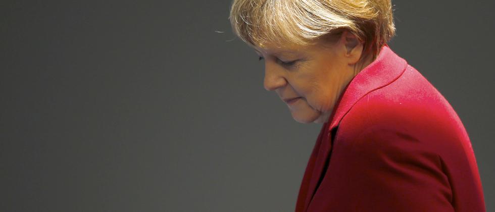 Merkel Flüchtlingsdebatte