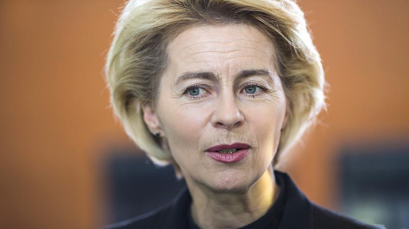 Plagiat: Von der Leyen weist Plagiatsvorwürfe zurück