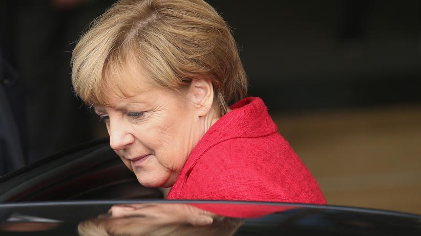 Angela Merkel CDU