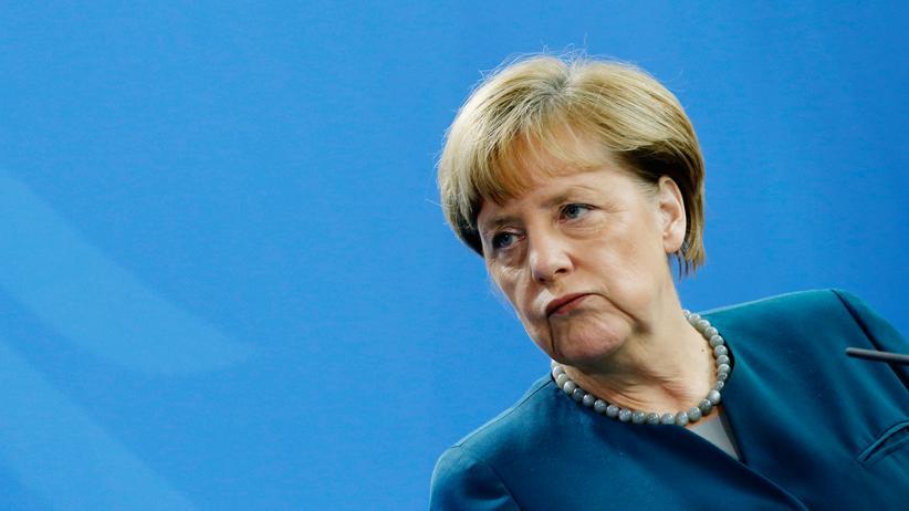 Umfrage: Bundeskanzlerin Angela Merkel
