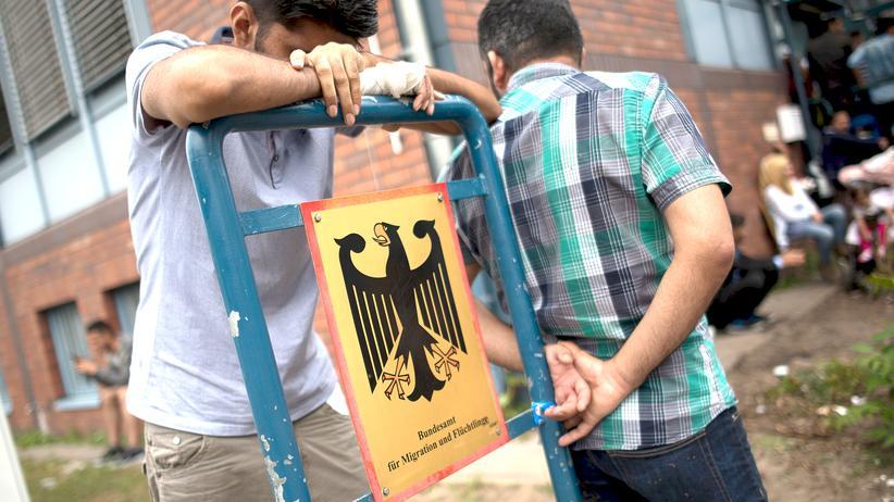 Bundesamt Migration Mitarbeiter