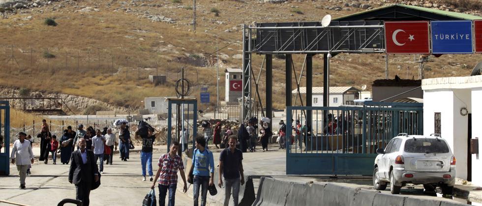 EU Türkei Flüchtlinge Syrien